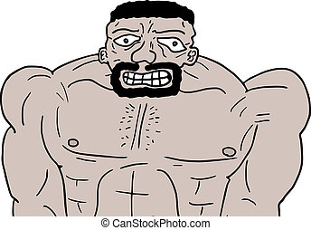 Strong man Clip Art and Stock Illustrations. 22,455 Strong man EPS ...