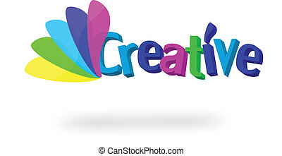 color creative logo