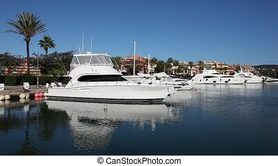 Marina in Sotogrande, Spain - Marina in Sotogrande, Costa...