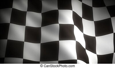 Checkered Flag seamless