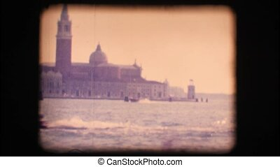 Vintage 8mm. San Giorgio Maggiore