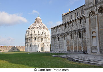 Tourist attractions of Pisa - Tourist attractions of Italy...