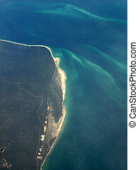 Birds Eye View - Fraser Island, UNESCO, Australia