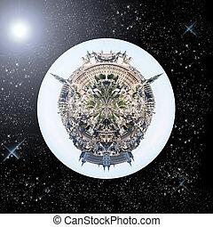Toledo planet