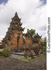 Hindu temple Bali