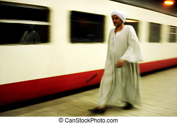 Egypt Travel Photos - Cairo - CAIRO - May 02: Egyptian man...