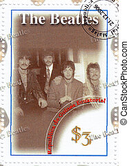 REPUBLIC GUINEA EQUATORIAL - CIRCA 2006 : The Beatles -...