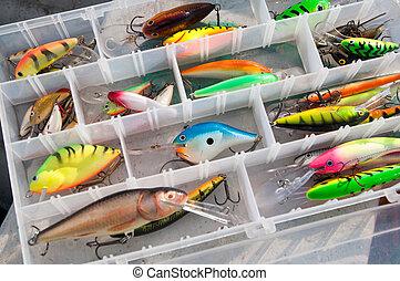Box fishing