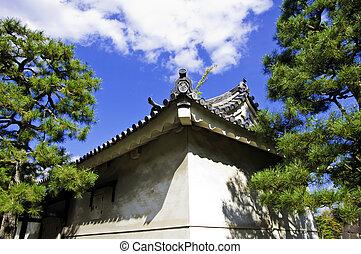Nijo Castle, kyoto, japan - Nijo Castle was built in 1603 as...