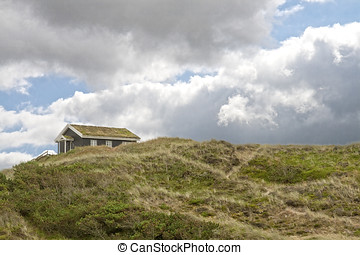 Holiday Homes in the Sand Dunes - Holiday homes in the sand...