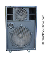 old powerful stage concerto speaker