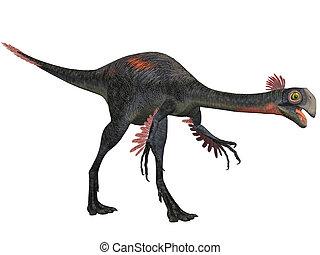 Gigantoraptor erlianensis-3D Dinosaur