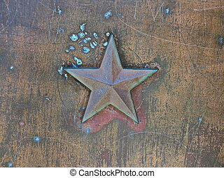 star metal background - stars metal background weathered...