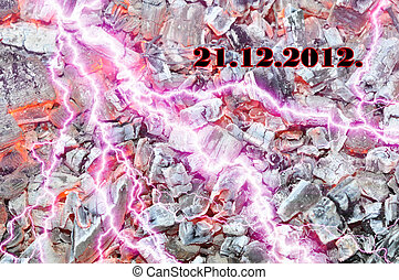 21.12.2012, the end of the world