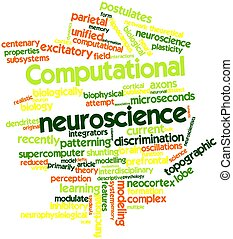 Word cloud for Computational neuroscience - Abstract word...