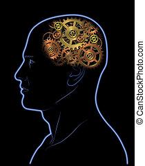 Human Intelligence - Gears In The Head