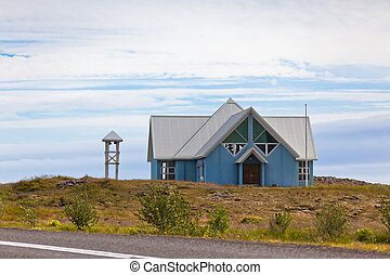 Rural House in East Iceland