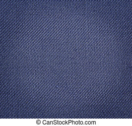 Jeans texture - Blue  jeans texture. Background. Close up