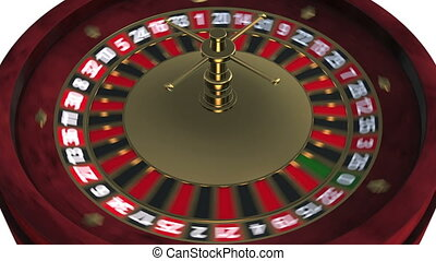 Roulette - loop