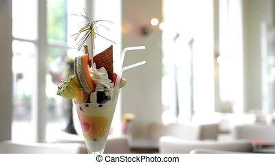 icecream - turning tropical icecream