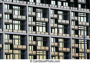 Apartment Balconies - Melbourne, Australia