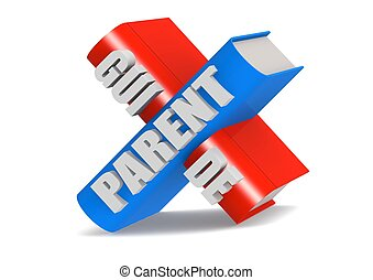 Parent guide - Rendered artwork with white background