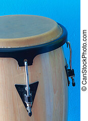 Drum percussion