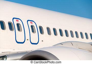 Passenger airline