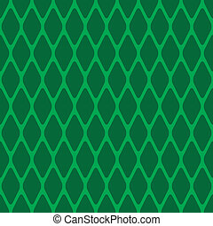 green seamless rhomb vector eps