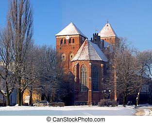 old church in Poland