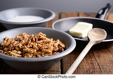 crunchy walnuts ingredients