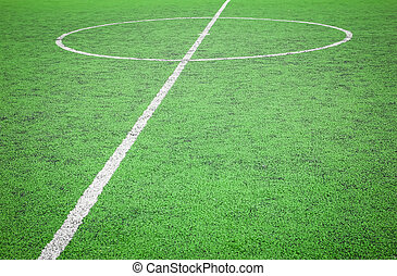 soccer football field