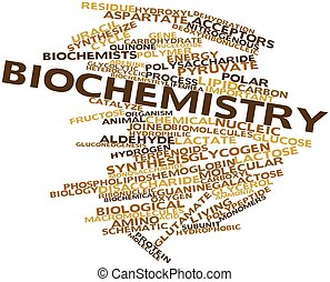 Word cloud for Biochemistry - Abstract word cloud for...