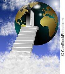 Door to the world