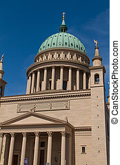 St. Nicholas Church in Potsdam, Germany