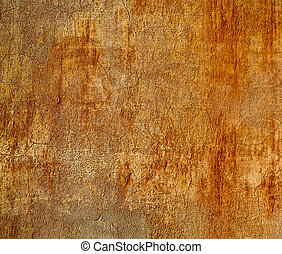 Rusty square grungy wall - Abstract rusty square grunge...