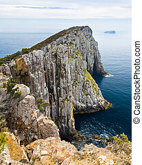 Tasman National Park Tasmania - Cape Hauy, Tasman National...