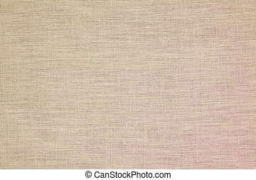 background from linen material