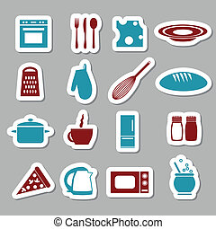 kitchen stickers