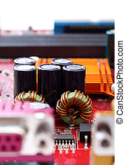 capacitors and electronic component