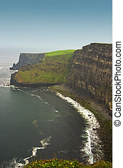 Cliffs of Moher - The Cliffs of Moher, County Clare, Ireland