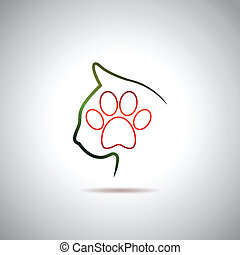 Little cat logo