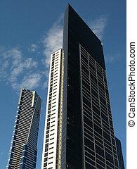 Office Building - Southbank, Melbourne, Australia