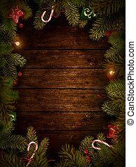 Christmas design - Xmas wreath
