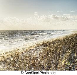Sunrise in Sebastian, Florida