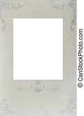 grey-white background - grey-white art deco background with...