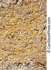 yellow acidic background