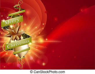 Allegro, Natale, fondo