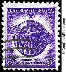 アメリカ,  -, 1946, 立派, 解任, ∥ころ∥