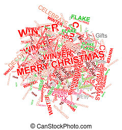 Christmas background for your desig